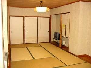 ゆったりおくつろぎいただける和室(一例)