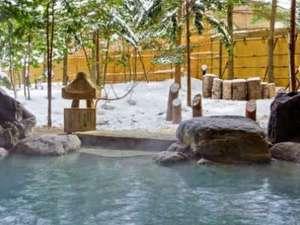 【温泉】雪見露天風呂