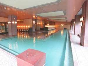 【温泉】西の河原源泉と万代鉱源泉の女子大浴場