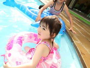 【屋外プール】太陽の下で思いっきり遊ぼう!夏季限定/7月21日~8月31日オープン予定