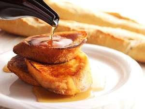【朝食/バイキング】人気のフレンチトースト ※イメージ