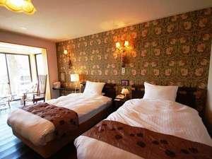 洋室ツイン一例 洋室は部屋毎にデザインが異なります