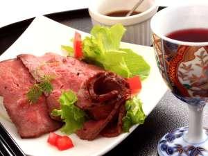 ■お料理■クチコミ評価:朝食4.7 夕食4.6と高評価★旬の食材とひと手間かけたおまかせ会席が人気のお宿。