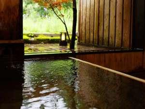 2つの貸切風呂「檜・石」は無料で何度でもご利用いただけます♪プライベートの湯浴みをご堪能下さい。