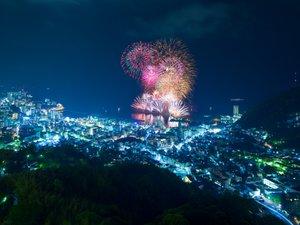 【景観】熱海海上花火大会