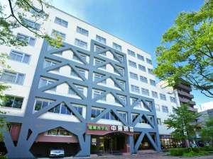 温泉ホテル中原別荘(客室禁煙・耐震改修済):写真
