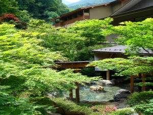 山野草の宿 二人静の画像
