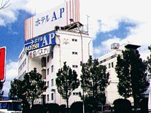 大阪空港・伊丹の格安ホテル ホテルA・P