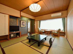 こだまの間(和室)美松館スタンダード。10畳~12畳の和室タイプです。