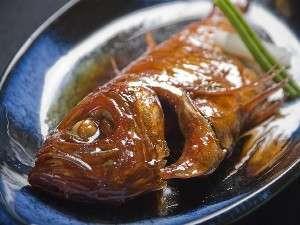 お客様アンケート一番人気!金目鯛姿煮つけ