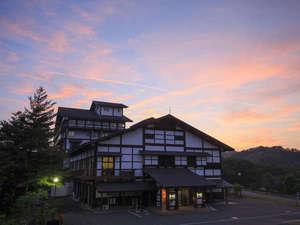 国民宿舎サンホテル衣川荘の画像