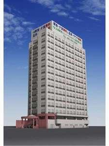 広島駅前ユニバーサルホテル新幹線口右:写真