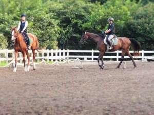 爽やかな北軽井沢で「乗馬体験」を楽しみませんか?