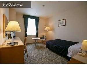 シングルルームは、すべて西側です。仙台市内中心部の夜景が美しい眺望です。
