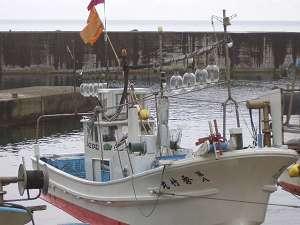 漁師直送♪温泉の宿 秀竹の画像