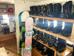 レンタルスキー・スノーボード