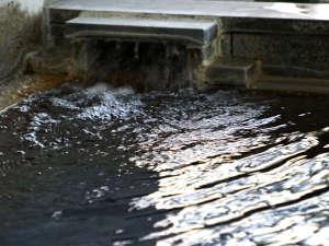 【温泉】アルカリ単純泉の片品温泉。ごゆっくりお楽しみ下さい。
