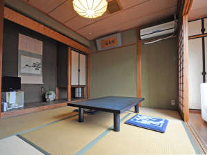 【和室】3階「ききょう」※客室一例