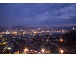 世界新3大夜景の一つに数えられる長崎の夜景