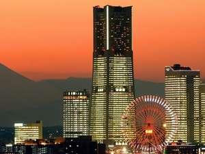 横浜ロイヤルパークホテル【横浜ランドマークタワー内】