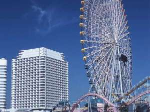 横浜ベイホテル東急:写真