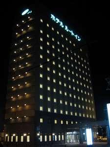 虎杖浜天然温泉 ホテルルートイン東室蘭駅前 image