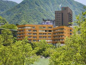 9つの湯めぐりが自慢 宇奈月温泉 ホテル桃源