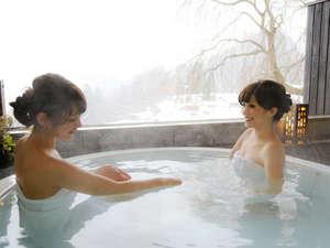 【無料☆眺望貸切風呂】飛騨の四季の移ろいを感じながら、至福の時をお過ごしください
