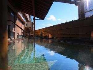 【熱海駅に一番近い湯宿】2本の自家源泉所有。自慢の温泉を2つの露天風呂(交代制)で満喫してください。