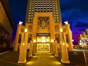 The Park Front Hotel at Universal Studios Japan TM image