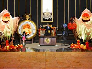 【9/8~11/5】 約3mのビッグなかぼちゃオバケが集う、ハロウィーンの世界へようこそ!!