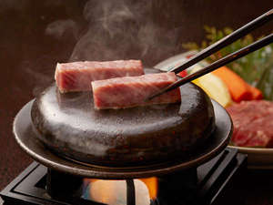 長崎和牛の陶器焼き(※イメージです)