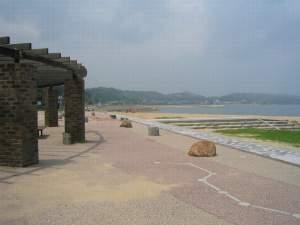 多賀の浜海水浴場(ペンションより車10分)