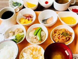 朝食(小皿提供中)3