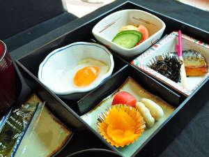 【朝食一例】栄養満点の和食で元気な一日をスタート!