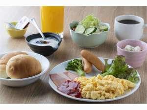 2019 「洋」朝食イメージ