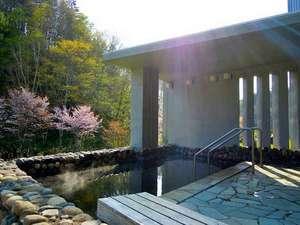 和風露天風呂(富士見の湯)