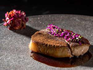 【 the RESTAURANT-ディナー 】群馬の食文化や原風景を、シェフの独創的な解釈で再構築