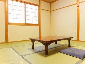 *和室8畳一例/全客室でWi-Fiをご利用いただけます。