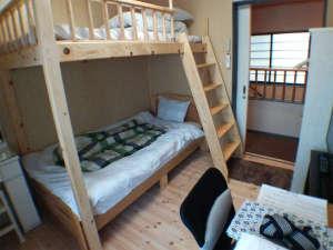 ・205号室(2名でご利用可能です)