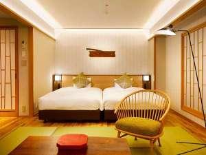 【本館・リニューアル客室】シャワーブース付き和洋室(海側・一例)2