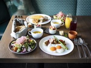 レストラン「THE BLINK all day dining」朝食