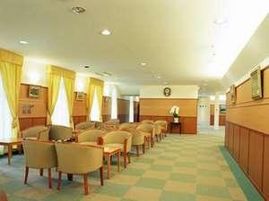 ルーストンホテルロビー