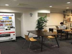3/12 24時間使用可能な談話室がオープン