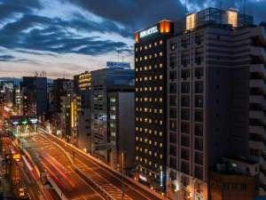 アパホテル〈上野駅北〉(全室禁煙)