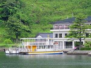 【モーニングクルーズ】船上で朝食!<要予約>朝8時出航*約40分*乗船料大人¥1000・小人¥500
