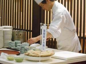 【8・9月限定】函館に来たらやっぱりイカが食べたい♪