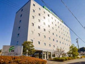 *【外観】掛川ICより1分の好立地♪掛川へお越しの際はぜひ当館をご利用ください!
