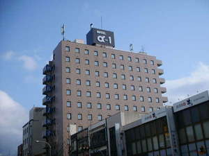 ホテル・アルファ−ワン米子:写真