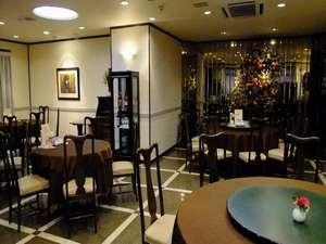 チャイニーズレストラン雪園ではご宿泊のお客様のお食事から本格中華までご用意